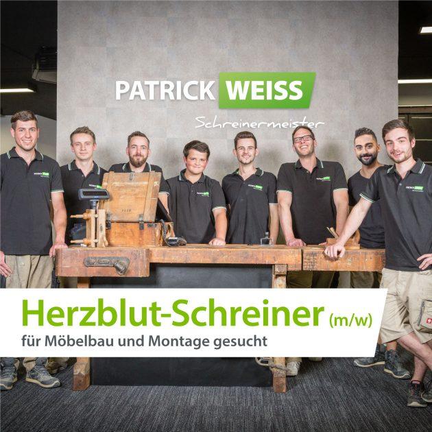 Herzblut-Schreiner (m/w)